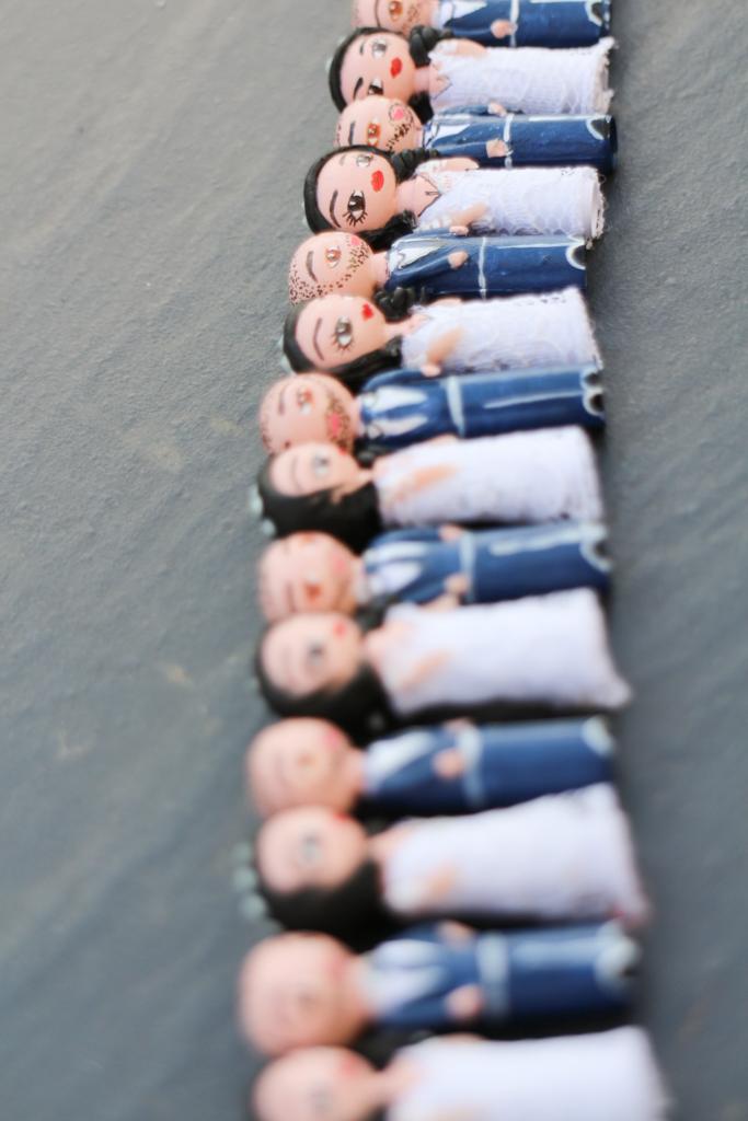 Figurines boîtes à dragées