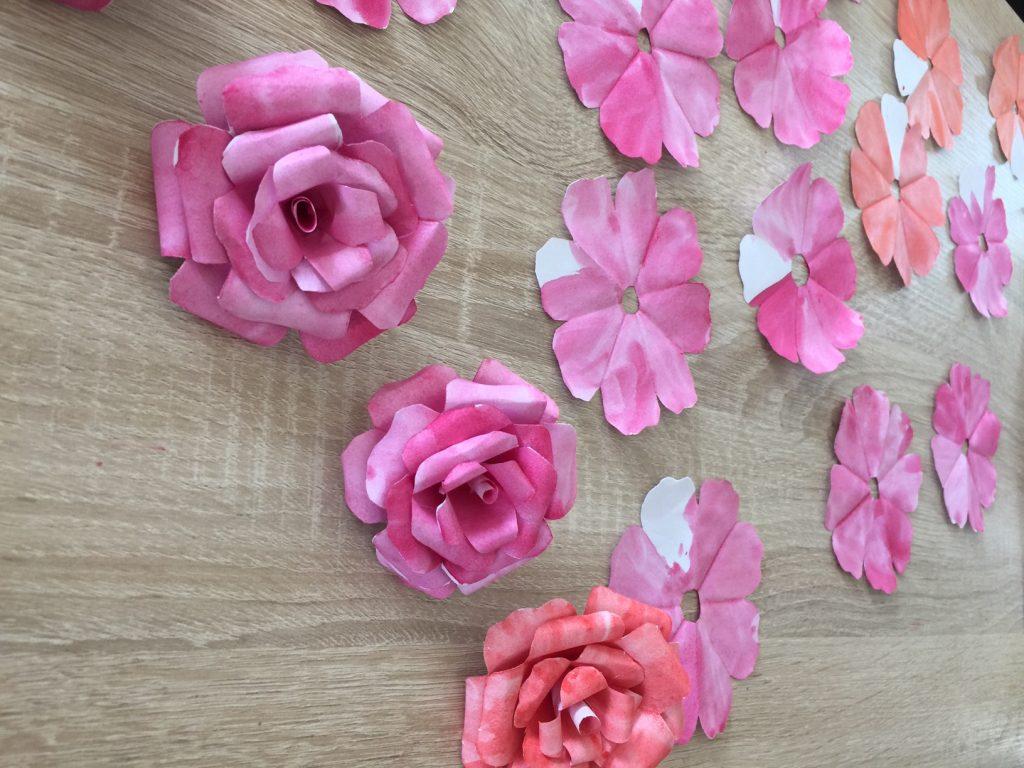Bouquets à composer