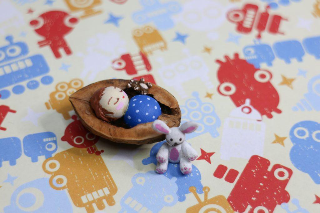 figurine poupée bébé